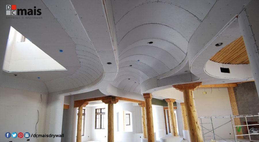 Empresa profissional de Instalação de Drywall